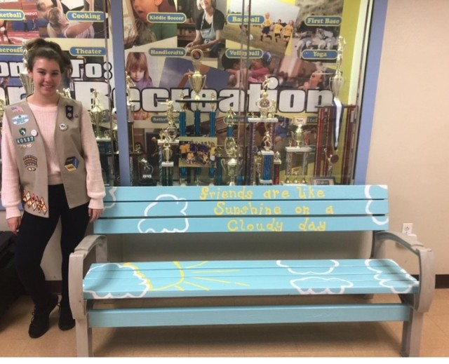 silver award jordan buddy bench